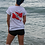 Thumbnail: Never Lost Compass & Flag Design Tees