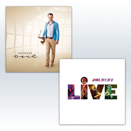 Zolbert - One + Live CD (package)
