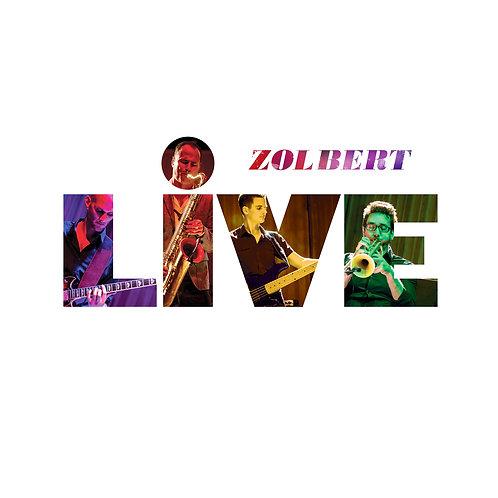 Zolbert - Live CD