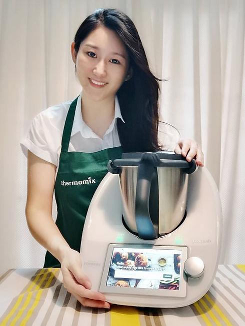 TM6 Thermomix ® Advisor Seller Johor Bahru Malaysia Alice Loh byaliceloh.com