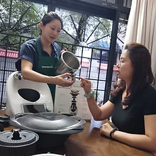 Alice Thermomix ® seller johor bahru professional unboxing service
