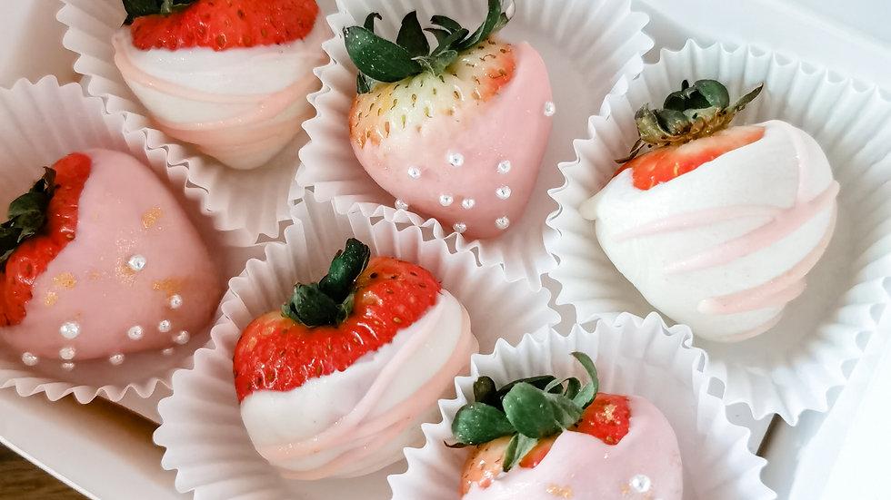 Pink Strawberry Mini Box 粉红草莓迷你盒