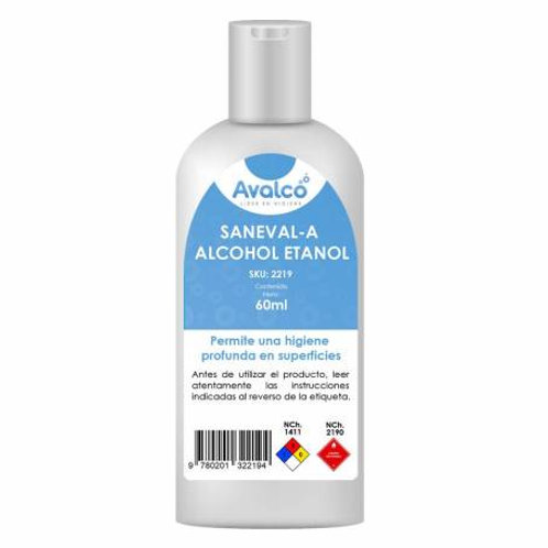 ALCOHOL GEL 60 ml