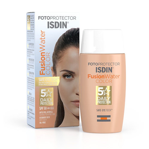 Fotoprotector ISDIN - FusionWater COLOR 50 ml