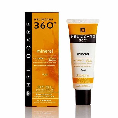 HELIOCARE 360° mineral fluido SPF50+