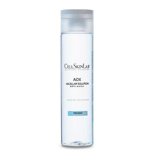 Solución micelar  AOX- CellSkinLab 250 ml