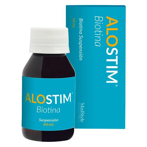 ALOSTIM Biotina suspensión - 60ml