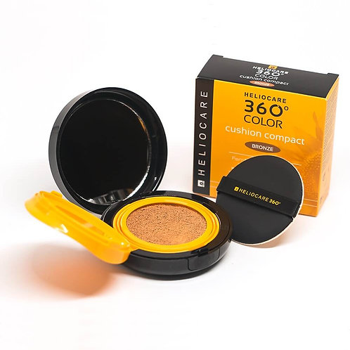 HELIOCARE 360° CUSHION COMPACT- BRONZE/BEIGE 15G