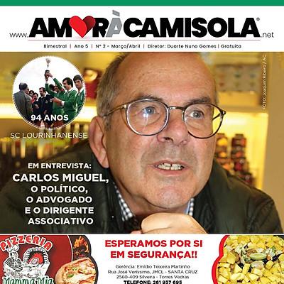 Revista Amor à Camisola