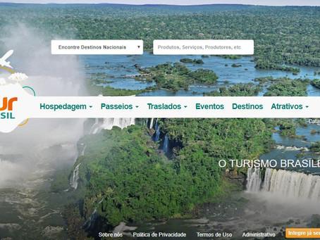 Um shopping para o turismo brasileiro