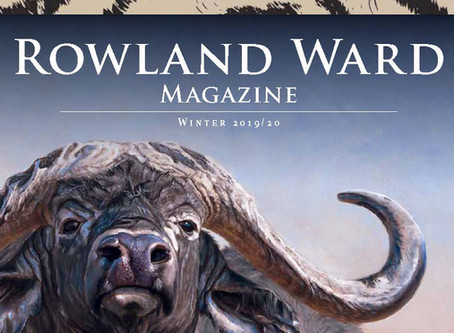 Rowland Ward Magazine to be launched in December 2020