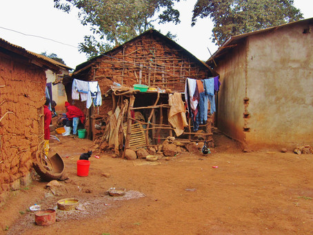 Poverty-stricken resource-rich Africa