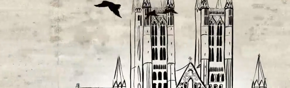 Animated Film 'The Journey around the Europe'