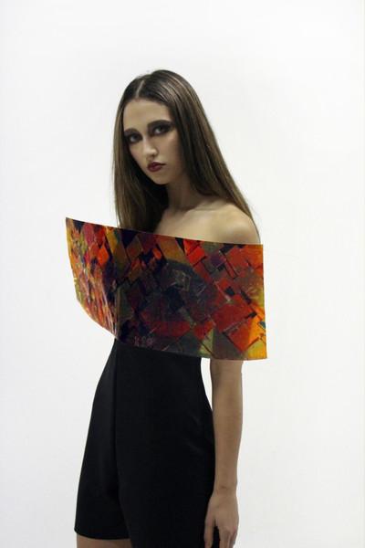 Vanta Black / Smart Textiles