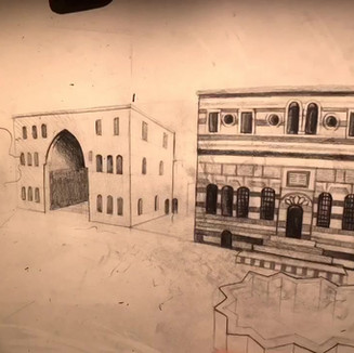 Al 'Azm Palace time-lapse history