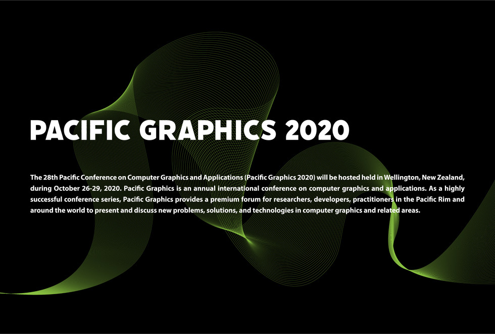 PACIFIC GRAPHICS 2020