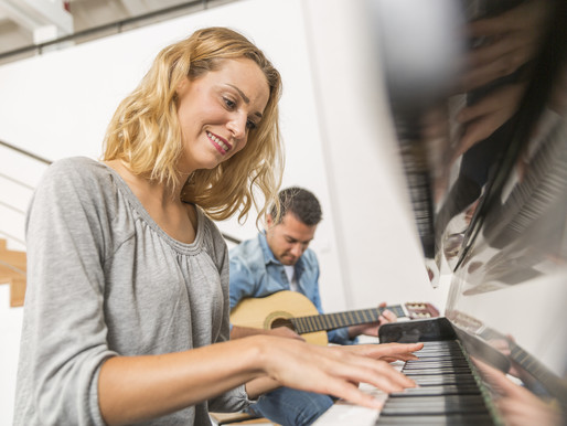 Mind-blowing Benefits of Playing the Piano for Adults