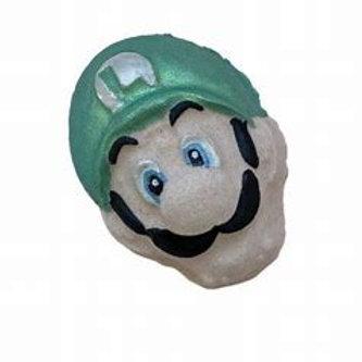Luigi Bathbomb