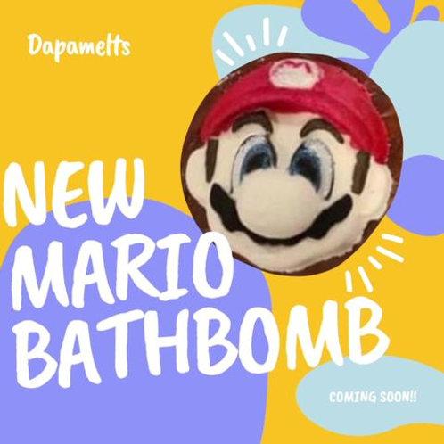 Mario Bros Bath Bomb