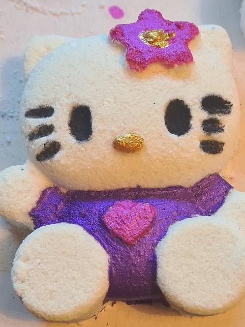 Hello Kitty Bathbomb