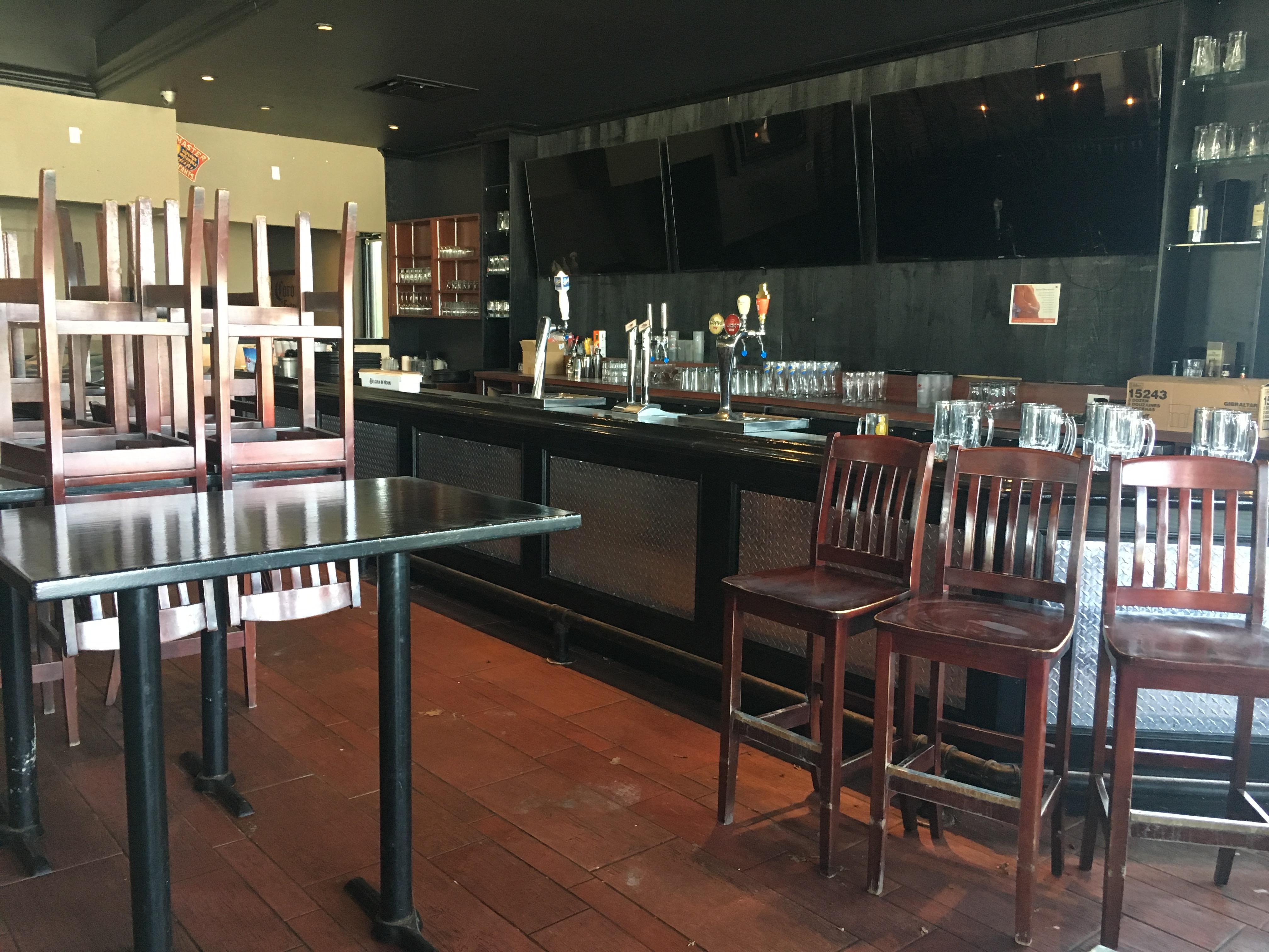 Goderich Bar & Grill Auction