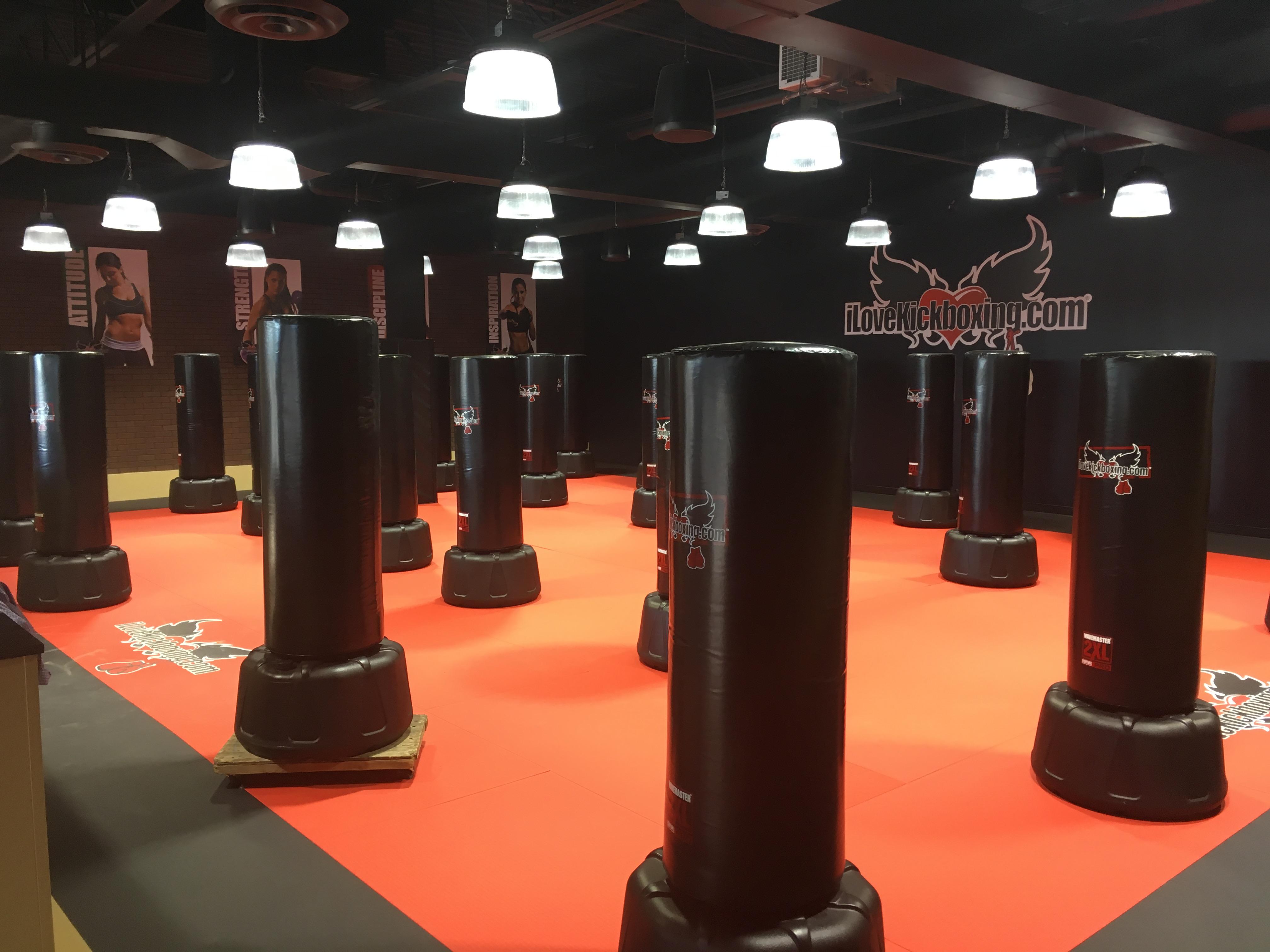 Kickboxing Gym Bailiff Auction