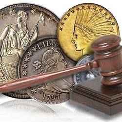 Online Coin Collection Auction