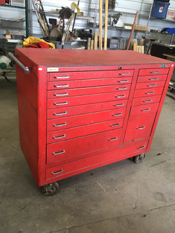 Tool & Furniture Auction