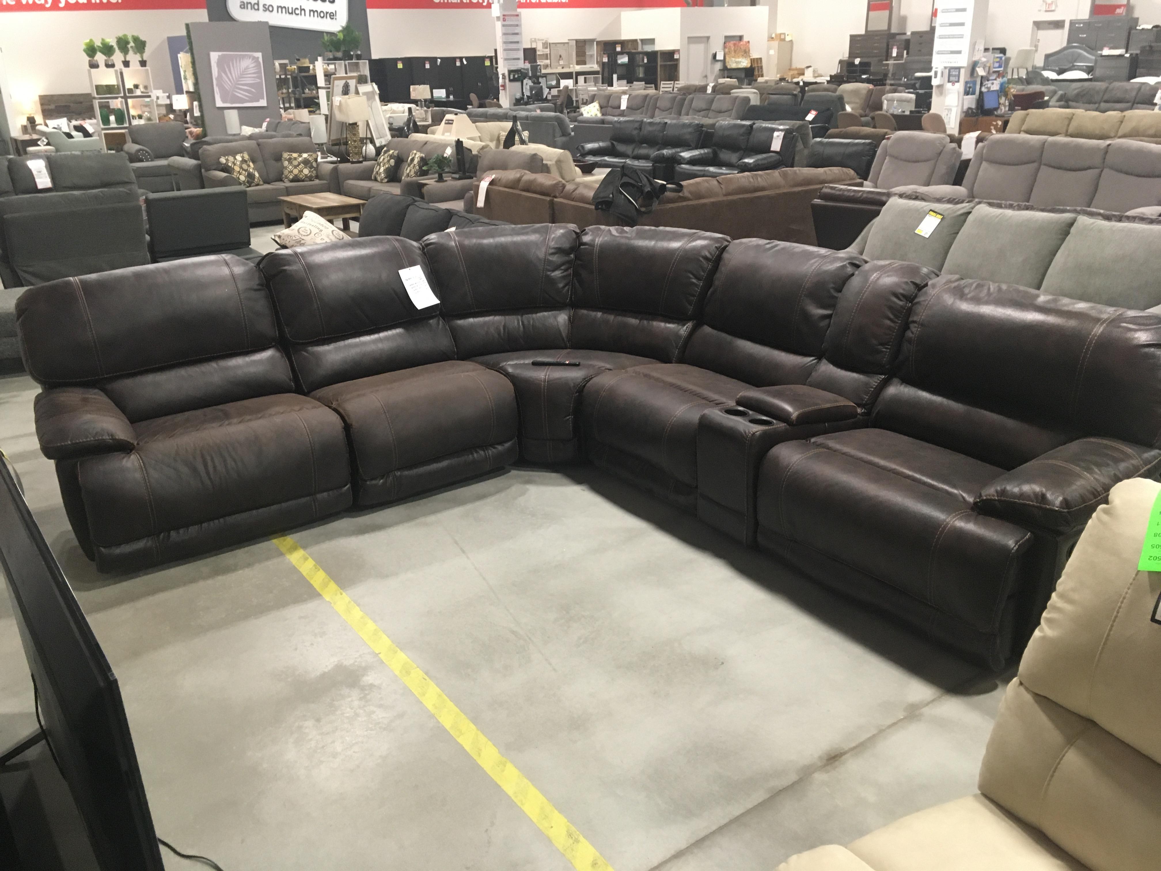 Scratch N Dent Furniture Auction
