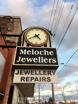 Meloche Jewellers Fixtures