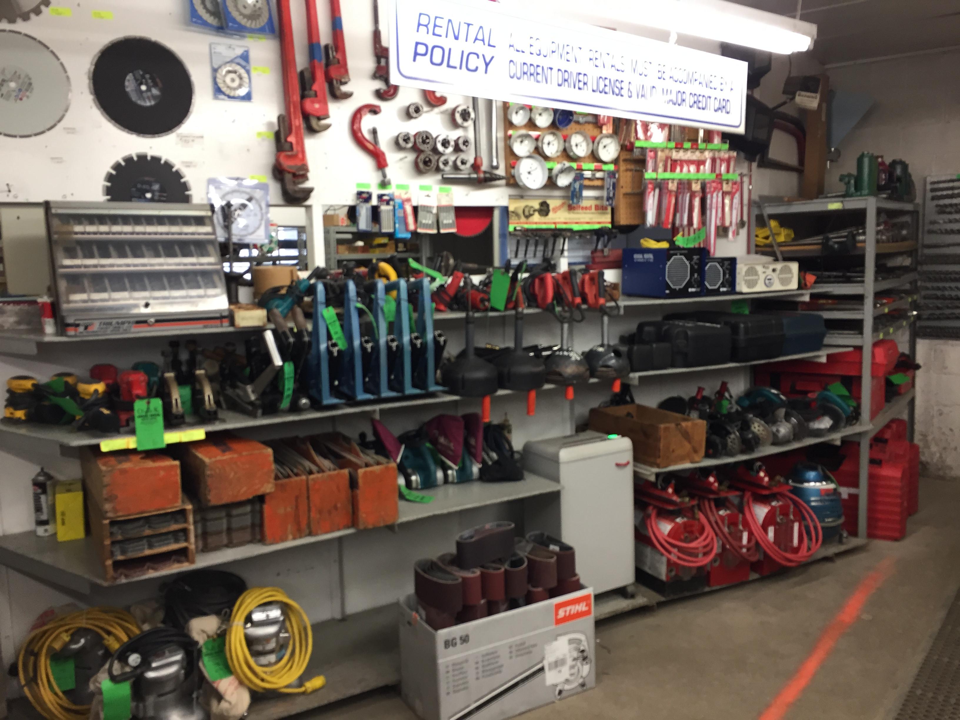 Kensal Rental Shop & Tools