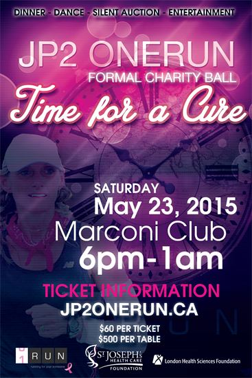 JP2 One Run Formal Charity Ball
