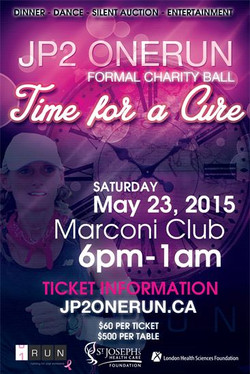 JP2 One Run Formal Charity Ball
