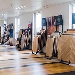 Flooring Overstock Online Auction