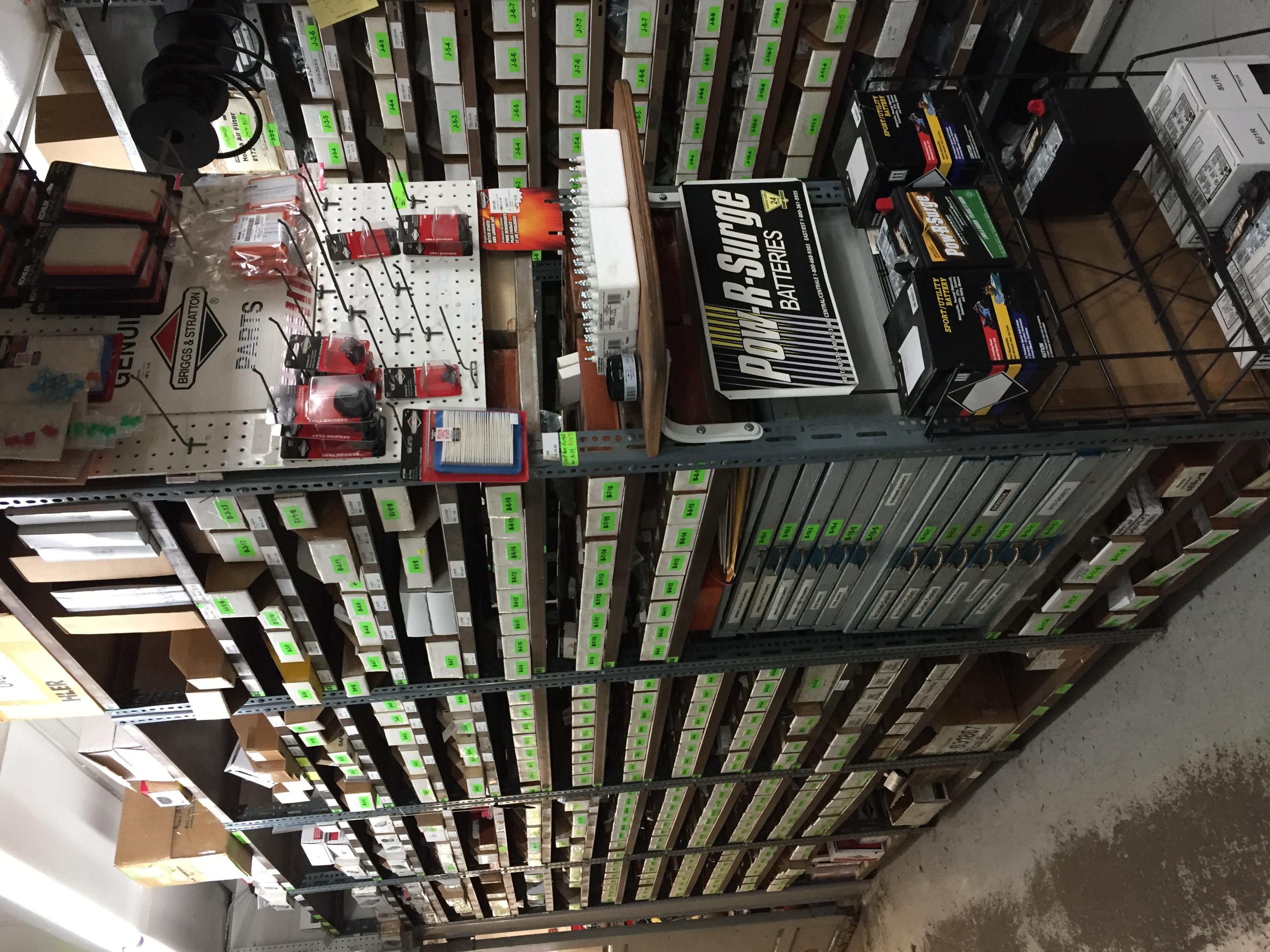 Kensal Rental Parts Auction