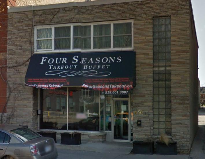 Four Seasons Take-Out Buffet