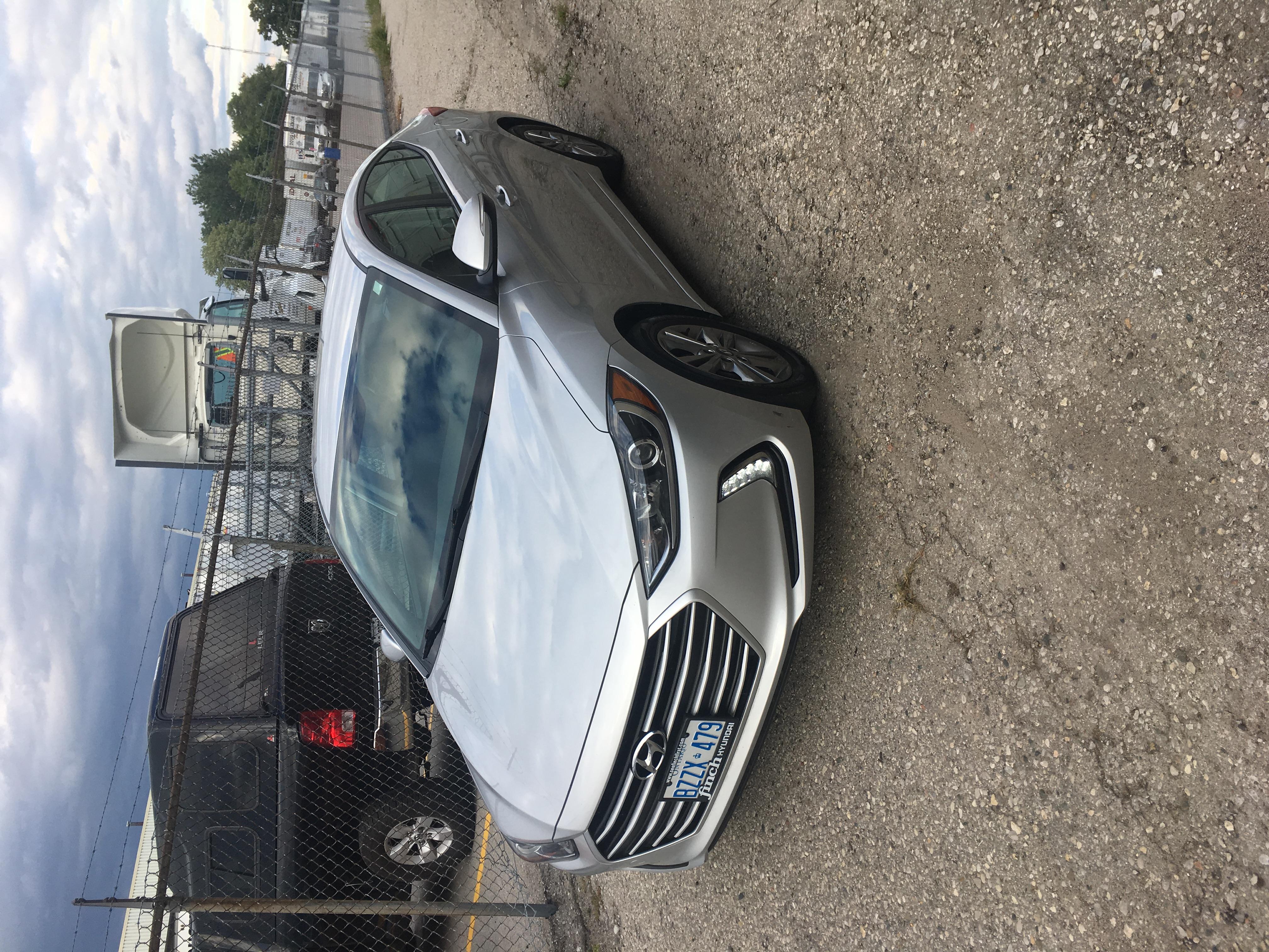 2017 Hyundai Elantra Bailiff Auction