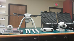 Drone & Forklift Online Auction