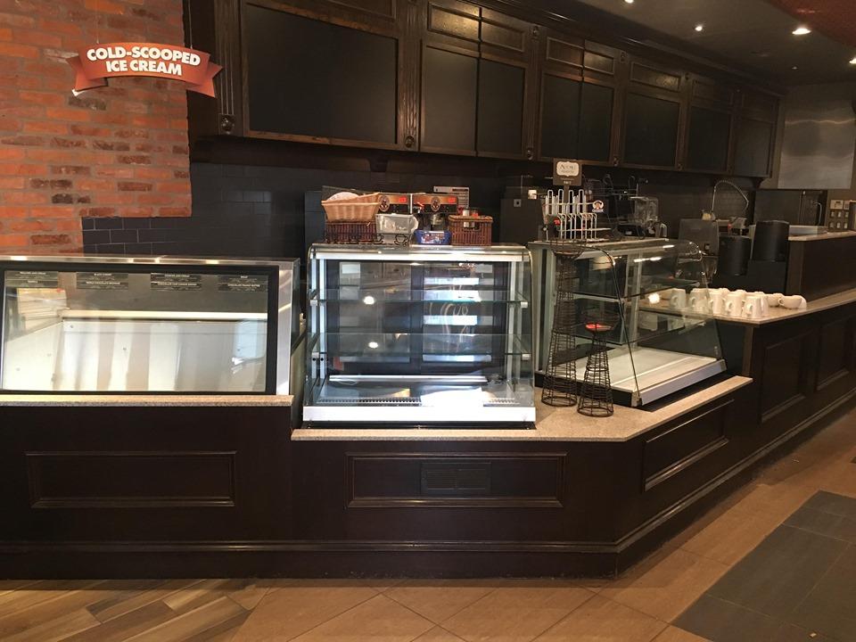 Short  Notice Waterloo Coffee Shop