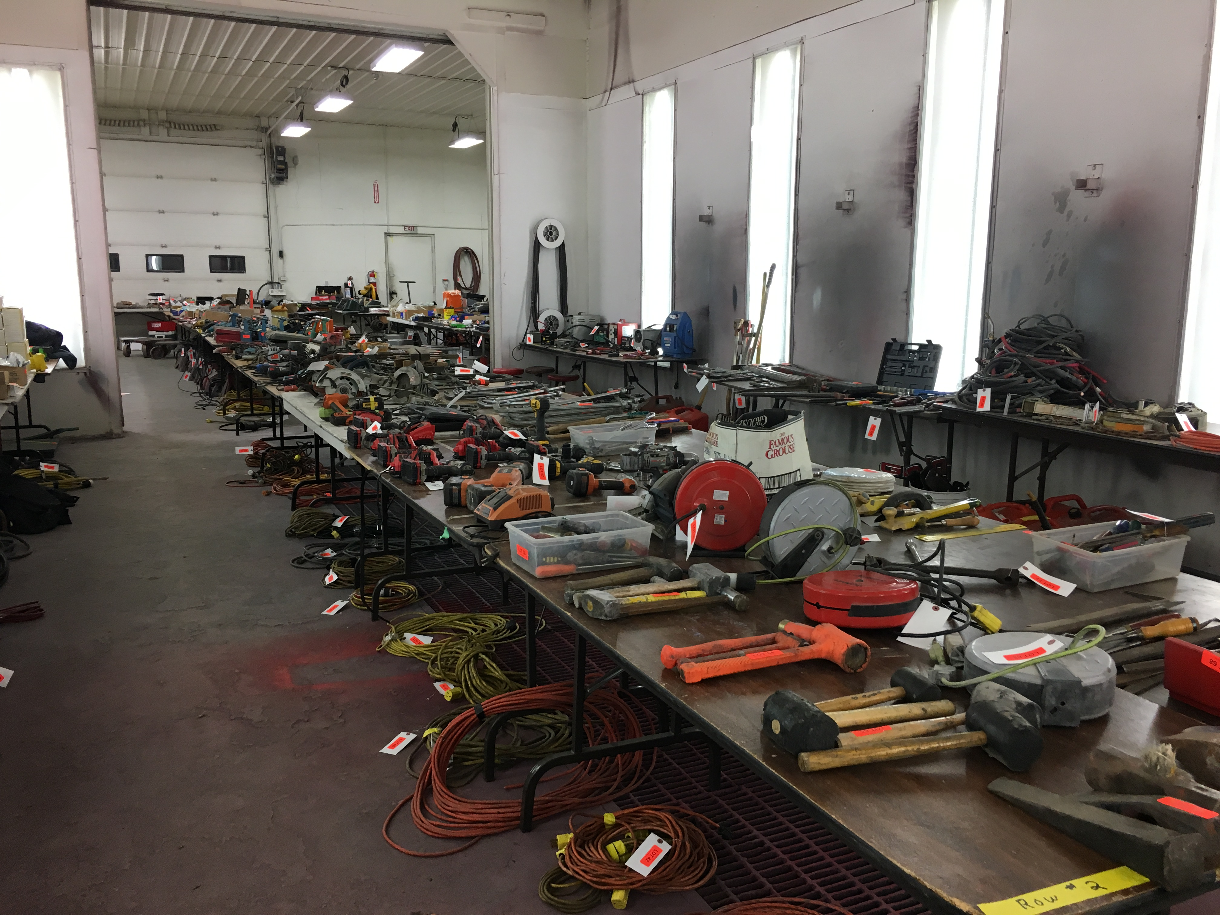 Asphodel Bailiff Auction - Tools