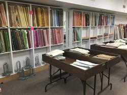Baskin Fabric Store Auction