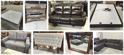 Overstock Furniture Auction