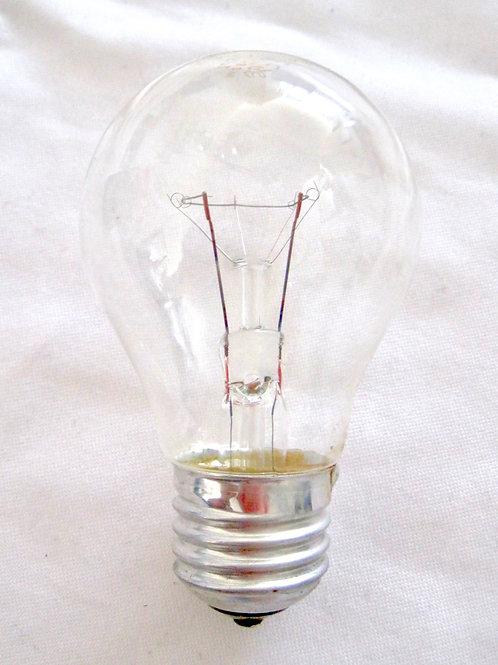 Gloeilamp 60 Watt E27 met versterkte constructie