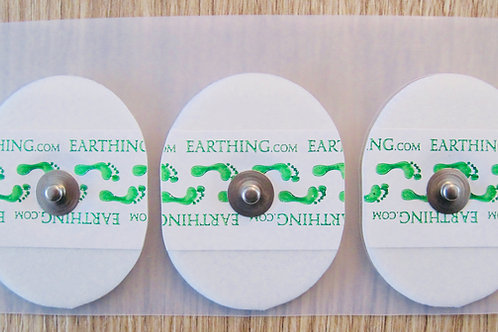 Earthing patches 6 stuks