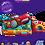 Thumbnail: Inflable Cars bridge