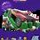 Thumbnail: Tobogan inflable Moster Truck