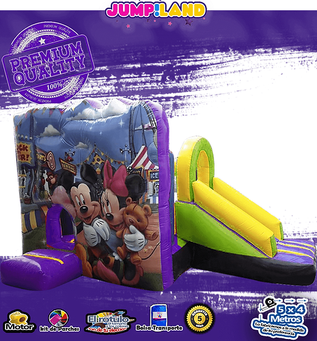 Inflable Mikey Toy