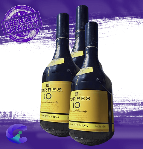Botella Inflable Torres 10