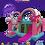 Thumbnail: Inflable Pony aventura