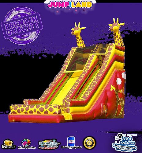 Tobogan Girafa